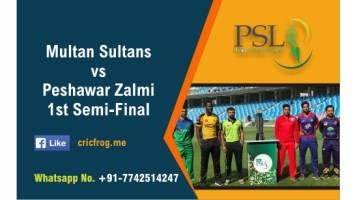 100% Sure Today Match Prediction PSZ vs MS Semi Final PSL T20 Tips