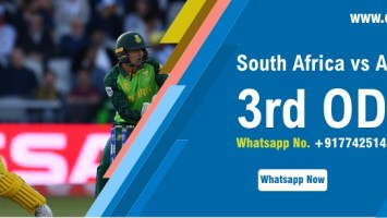 100% Sure Today Match Prediction SA vs Aus 3rd International ODI Tips