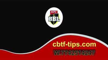 100% Sure Today Match Prediction MLS vs MLR BBL T20 Win Tips