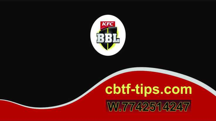 100% Sure Today Match Prediction PRS vs BRH BBL T20 Win Tips