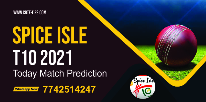 CP vs SS Dream11 Team Prediction, Fantasy Cricket Tips & Playing 11 Updates for Today's Dream11 Spice Isle 2021 - 7 Jun 2021, 09:30 PM IST