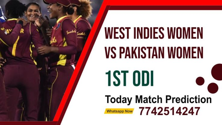 WIW vs PAKW Dream11 Team Prediction, Fantasy Cricket Tips & Playing 11 Updates for Today's Pakistan Women tour of West Indies Womens ODI 2021