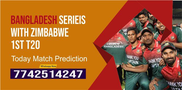 Bangladesh Series With Zimbabwe T20, Match 1st: Bangladesh vs Zimbabwe Dream11 Prediction, Fantasy Cricket Tips, Playing 11, Pitch Report, and Toss Session Fency Update