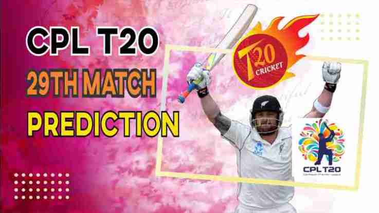 Guyana Amazon Warriors vs Jamaica Tallawahs Dream11 Team Prediction, Fantasy Cricket Tips & Playing 11 Updates for Today's CPL Caribbean Premier League 2021 - 13 Sept , 2021 at 12.00 AM