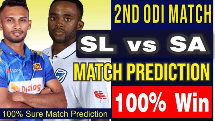 South Africa in Sri Lanka Match 2nd ODI: South Africa vs Sri Lanka Dream11 Prediction, Fantasy Cricket Tips, Playing 11, Pitch Report, and Toss Session Fency Update