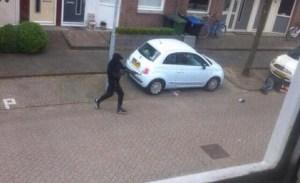 Vluchtauto liquidatie Lucas Boom stond al dagen in Zaandam