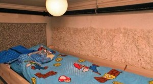 ondergrondse kinderkamer noorwegen  pedo