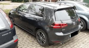 VW Golf GTI gevonden in Breda © politie
