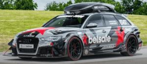 Exclusieve Audi RS6 DTM