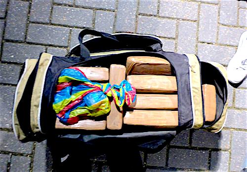 drugs tonijn ecuador, 23 kilo coke rotterdam, haven rotterdam cocaine smokkel