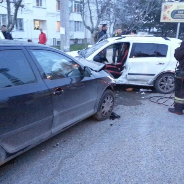 ДТП в Севастополе: 29 марта, вечер