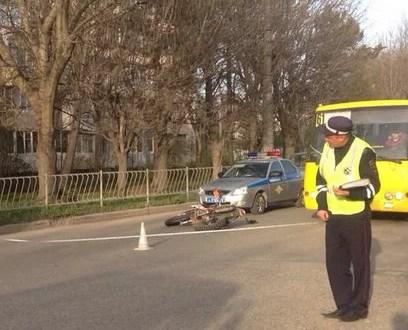 ДТП в Крыму: 4 апреля