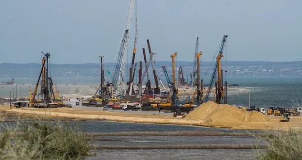 «Форбс» о строительстве Керченского моста