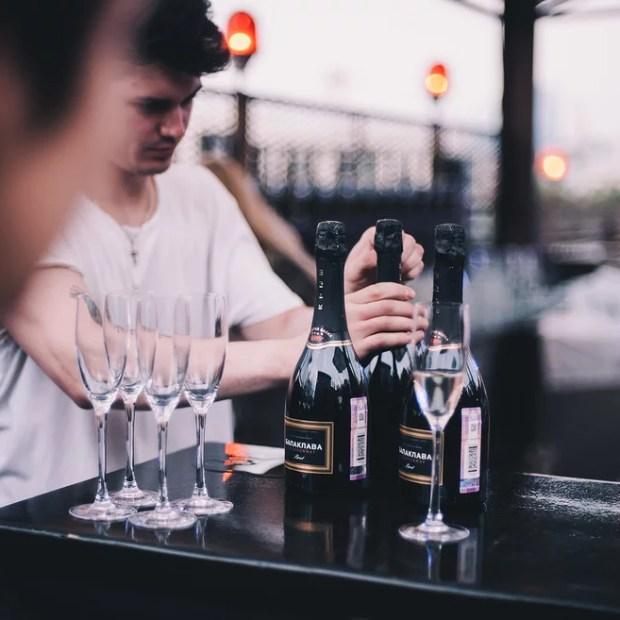 «Золотая Балка» презентовала новую линейку игристых вин