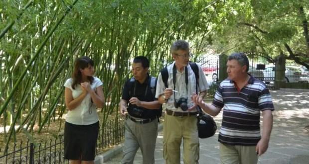 Никитский ботанический сад намерен сотрудничать с китайцами