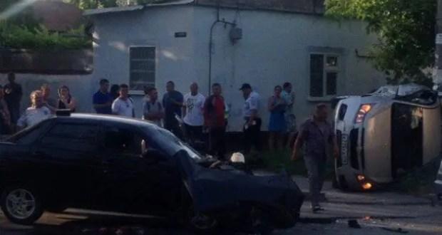 ДТП в Крыму: 20 июня