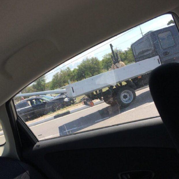 Фото: соцсеть ВК, Автопартнер Крым