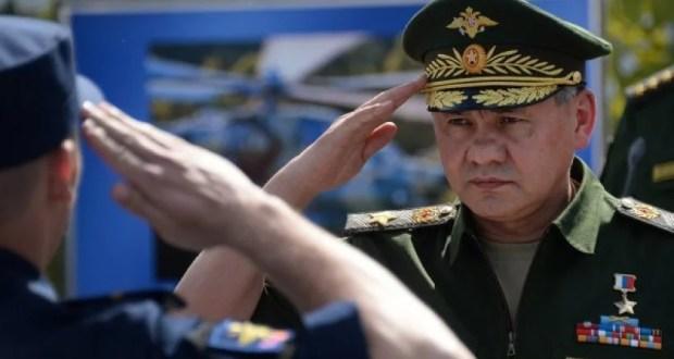 В Крым прибыл Сергей Шойгу