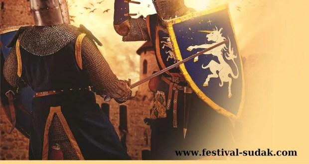 В Судаке открылся XVI Международный фестиваль «Генуэзский шлем»