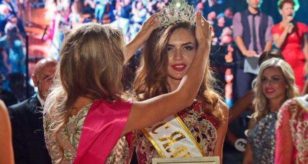 Мисс Ялта – 2016 – Дарья Снигирь
