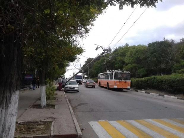 ДТП в Крыму: 21 сентября