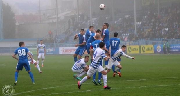 Крымский футбол: воскресенье – «мирный день»