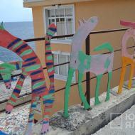 Художник Гарри Зух предлагает «поселить» в Ялте лошадей