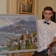 Благотворительный аукцион в Ялте собрал деньги для детской больницы