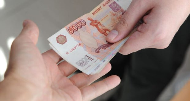 Средняя взятка в Крыму – 140 тысяч рублей