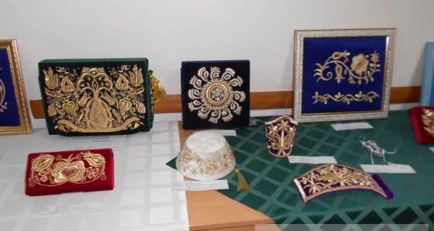 Уникальная выставка рукоделия крымских татар в Алуште