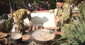 Фестиваль народной кухни в Севастополе - блюда готовили на кострах
