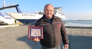 Керченская паромная переправа: есть 6 миллионов пассажиров!