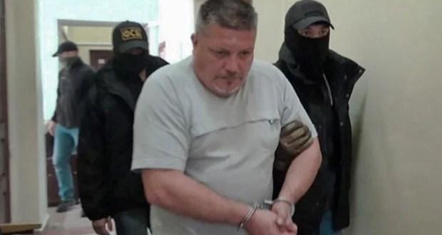 Дмитрий Штыбликов, задержанный в Севастополе, отказался от адвоката