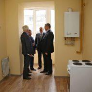 В Феодосии 40 семей получили ключи от новых квартир