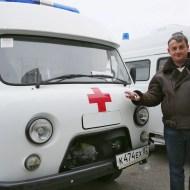 Скорая помощь Крыма получила новые автомобиля