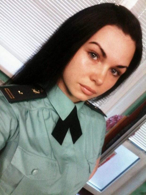 «Мисс Очарование в погонах 2016» - Анастасия Демьяненко
