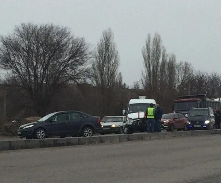 ДТП в Крыму, 28 ноября: спасатели трижды выезжали на место событий