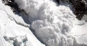 В горах Крыма всё ещё лавиноопасно