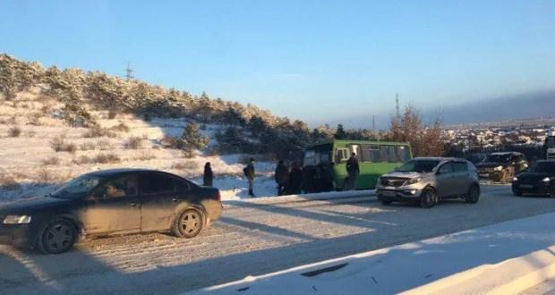 ДТП в Крыму: 16 декабря