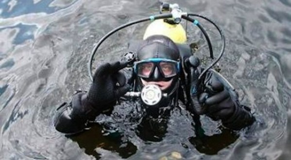 В Керченском проливе сегодня обезвредили авиабомбу