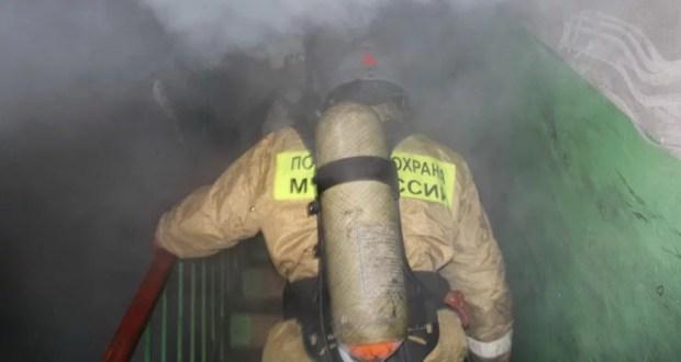 В Балаклаве при пожаре спасены девять человек