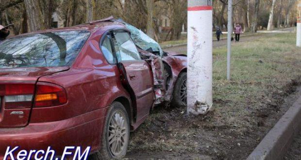 ДТП в Крыму: 3 января