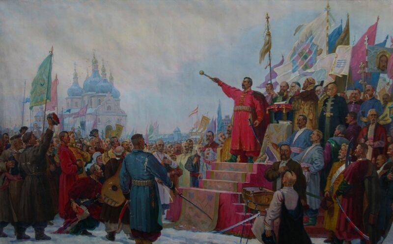 Грядёт очередная годовщина Переяславской Рады. Симферополь готовится...