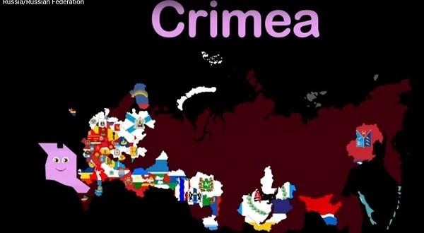 Американский образовательный канал признал Крым частью России