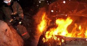 Поджоги автомобилей в Крыму