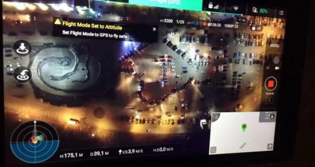 Флешмоб СимАвто в Симферополе 20 января - это было круто!