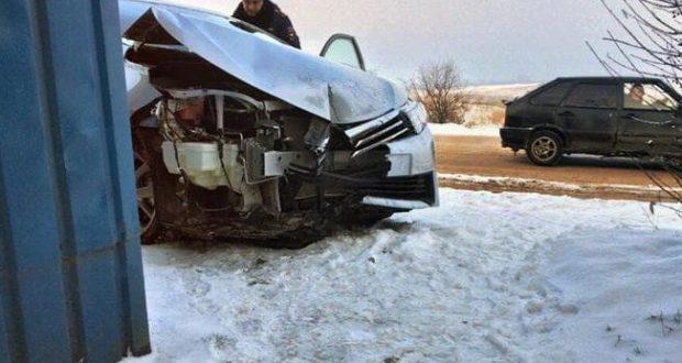 ДТП в Крыму: 10 января