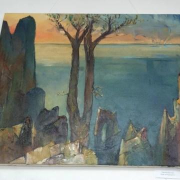 Выставка в Феодосии