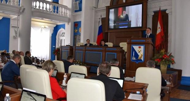 В Севастополе в первом чтении принят закон о прямых выборах губернатора