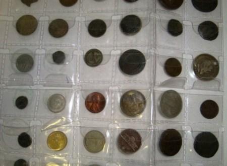 На границе Крыма у гражданина Украины изъяли коллекцию монет XVIII-XX веков